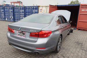 BMW 5-Series thế hệ mới với động cơ plug-in hybrid đầu tiên về Việt Nam