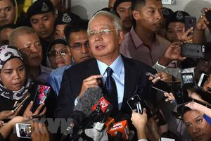 Malaysia bắt cựu Thủ tướng Razak điều tra việc thay báo cáo về 1MDB
