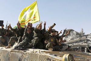 Dân quân người Kurd đẩy lùi khủng bố ở Deir Ezzor, chiếm 1 khu dân cư trong thủ đô Hajin của IS