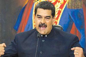 Tổng thống Venezuela cảnh báo về âm mưu đảo chính