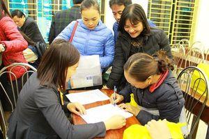 Thị trấn Xuân Mai: Tuyên truyền chính sách Bảo hiểm xã hội tự nguyện