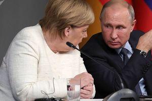 Lãnh đạo Nga-Đức thảo luận về tình hình an ninh khu vực