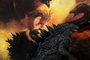 Cận cảnh những siêu quái vật khổng lồ và sức mạnh tàn phá kinh hoàng trong trailer thứ 2 của 'Godzilla: King of the Monsters'