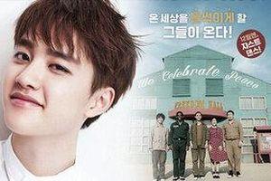 'Swing Kids' D.O được so sánh với Cha Tae Hyun vì sở hữu cách nói lời thoại thật tuyệt vời