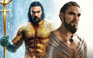 Khó mà không thích Jason Momoa: Chàng 'Aquaman' mặt dữ dằn nhưng tính tình ấm áp