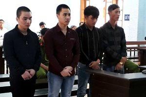 Bốn thanh niên lãnh 37 năm tù vì không mua được thuốc lá
