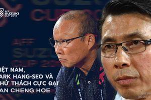 'Hunter Killer' và 'Đòn chiến lược' của ông Park Hang Seo