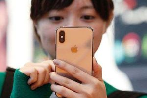 Tòa tuyên án có lợi cho Qualcomm, nhiều mẫu iPhone bị cấm cửa tại Trung Quốc