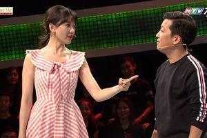 Hari Won bỏ dẫn do bức xúc với Trường Giang chê nói khó nghe, vô tâm