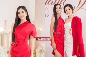 Trần Tiểu Vy hội ngộ dàn người đẹp Phương Nga, Thúy An, Thùy Tiên sau Miss World 2018