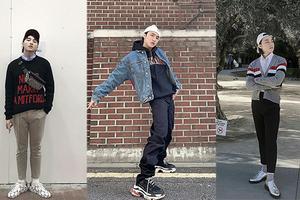 Copy là chuyện xưa rồi diễm, Sơn Tùng M-TP giờ có style chất lừ chẳng kém fashionista