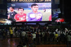 Những địa điểm xem trận chung kết AFF Cup 2018 trên màn hình lớn
