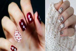Top 5 mẫu nail ấn tượng nhất giúp phái đẹp lung linh hơn trong dịp Giáng Sinh
