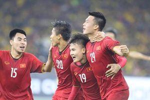 Hòa 2-2: Việt Nam có lợi thế tiến tới ngôi vô địch