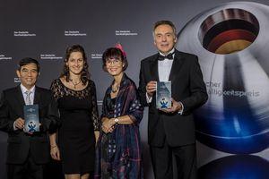 Hội An và Wernigerode nhận giải thưởng 'Phát triển đô thị bền vững quốc gia Đức 2019'