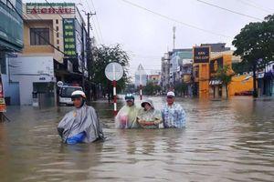 Quảng Nam sơ tán gần 2.000 hộ dân trong đợt mưa lũ