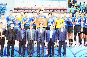 Đại hội Thể thao toàn quốc lần 8: Tin vui từ bóng chuyền nam