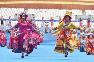 Quảng Tây (Trung Quốc): Kỷ niệm 60 năm thành lập Khu