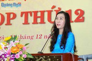 Khai mạc kỳ họp thứ 12, HĐND tỉnh khóa XII