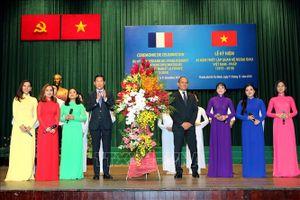 Thúc đẩy hợp tác TP. Hồ Chí Minh và các địa phương Pháp