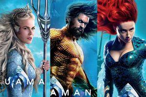 Điểm danh dàn diễn viên Aquaman tạo nên 'cơn sốt' phòng vé thế giới