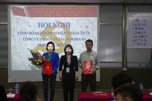 Kinh nghiệm phát triển đảng viên của Đảng bộ Công ty TNHH Công nghiệp giày Aurora Việt Nam