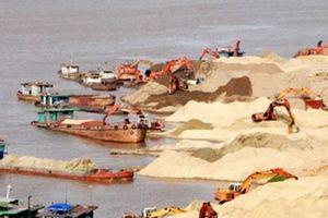 Thu hồi 3 giấy phép khai thác cát trên sông Đồng Nai