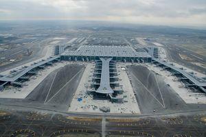 Khám phá một trong những sân bay lớn nhất thế giới tại Istanbul