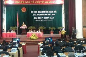 HĐND tỉnh Thanh Hóa sẽ lấy phiếu tín nhiệm, chất vấn lãnh đạo công an