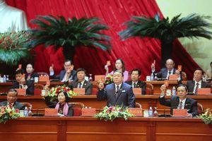 Khai mạc Đại hội lần thứ VII Hội Nông dân Việt Nam