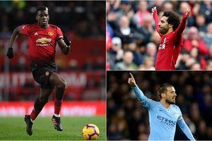 Ứng viên ĐHTB châu Âu đến từ Premier League: Nỗi buồn của Quỷ đỏ