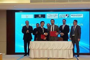 Hợp tác đầu tư giữa Cơ quan phát triển đầu tư Dubai FDI và tập đoàn Sapa Thale