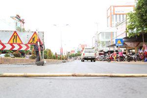Dân bức xúc tố đường chưa hỏng bị đào xới, biến thành 'tấm áo vá' ở Đắk Nông