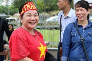 'Người Việt ở Malaysia mà không đi cổ vũ đội tuyển thì áy náy lắm'