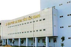 Sản phụ chết sau sinh tại bệnh viện ở Hậu Giang