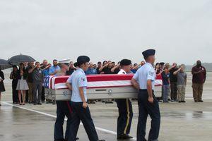 Lễ hồi hương hài cốt binh sỹ Mỹ lần thứ 147 tại Đà Nẵng
