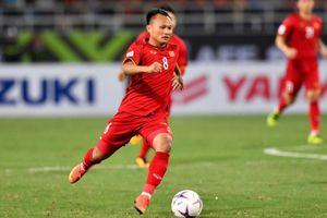 Thủ hòa 2-2, đội tuyển Việt Nam tạm chiếm ưu thế trước trận lượt về