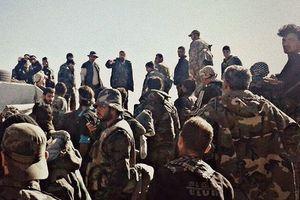 SDF chiếm đóng thành công thị trấn gần biên giới Iraq từ tay IS