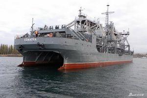 Trung Quốc ngạc nhiên khi chiến hạm 103 tuổi của Nga vẫn chạy tốt