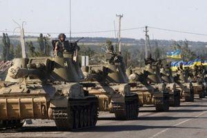 Ukraine mở chiến dịch tổng tấn công ly khai miền Đông trong 2 ngày tới?