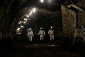 Ngành khai thác vàng ở Nam Phi đang hấp hối