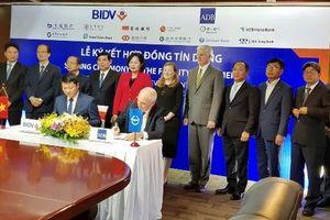 ADB cung cấp 300 triệu đô la vốn vay cho BIDV hỗ trợ doanh nghiệp nhỏ và vừa