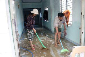 Quảng Nam, Quảng Ngãi: Vừa khắc phục lũ vừa lo đón lũ