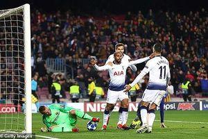 Tottenham vượt cửa hẹp, ngoạn mục giành vé của Inter Milan
