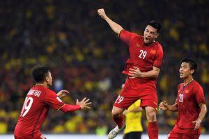 Huy Hùng - ngôi sao nổi bật ở chung kết lượt đi AFF Cup