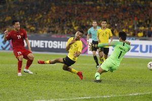 Báo Malaysia: Việt Nam xuất sắc trong hiệp 1