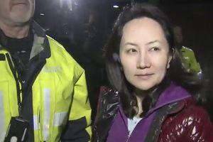 Bà Mạnh Vãn Chu lần đầu lên tiếng sau khi được tại ngoại, nói 'tự hào về Huawei'