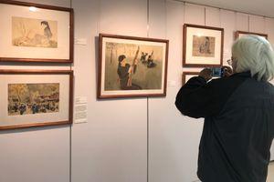 'Hồi hương' gần 500 tác phẩm nghệ thuật của Việt Nam