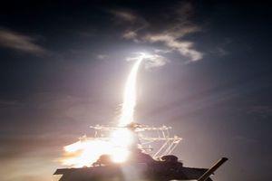 SM-3 đánh chặn tên lửa đạn đạo sau tuyên bố nóng