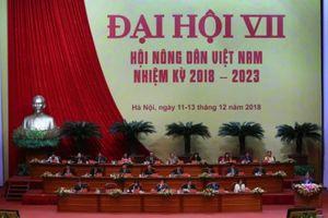 Hôm nay, khai mạc ĐH đại biểu nông dân Việt Nam lần thứ 7 tại Hà Nội